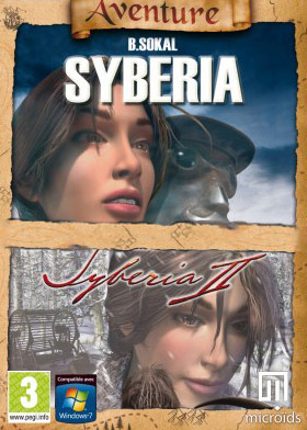 Pack Syberia 1 & 2
