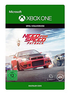 Need for Speed Payback: Standard Edition - Xbox One Code