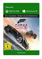 Forza Horizon 3: Standard Edition - Xbox One Code