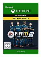FIFA 17 Ultimate Team FIFA Points 750 - Xbox