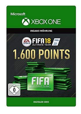 FIFA 18: Ultimate Team FIFA Points 1600 - Xbox