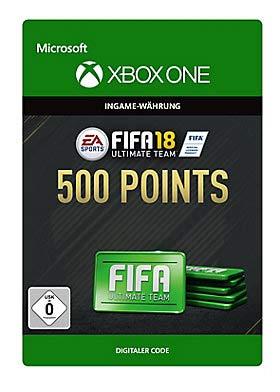 FIFA 18: Ultimate Team FIFA Points 500 - Xbox