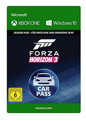 Forza Horizon 3 Car Pass - Xbox