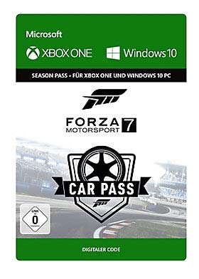 Forza Motorsport 7: Car Pass - Xbox