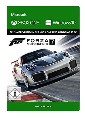 Forza Motorsport 7: Standard Edition - Xbox One Code