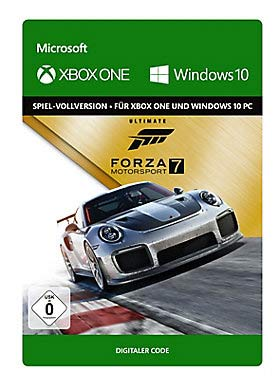 Forza Motorsport 7: Ultimate Edition - Xbox One Code
