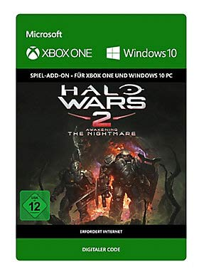 Halo Wars 2: Awakening the Nightmare - Xbox One Code