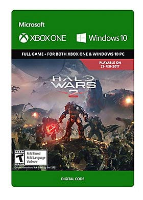 Halo Wars 2: Standard Edition - Xbox One Code