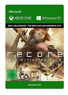 ReCore: Definitive Edition - Xbox One Code