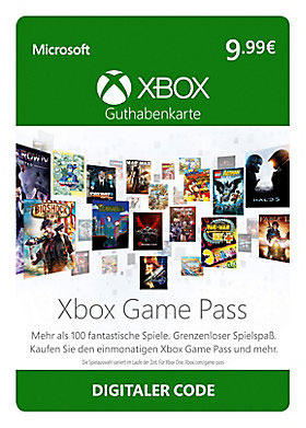 Xbox Game Pass - Xbox One Code