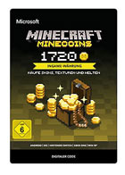 Minecraft: Minecoins Pack 1720 Coins - Xbox