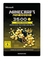 Minecraft: Minecoins Pack 3500 Coins - Xbox