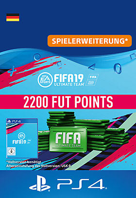 FIFA 19 Ultimate Team - 2200 Points - Playstation