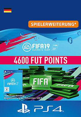 FIFA 19 Ultimate Team - 4600 Points - Playstation