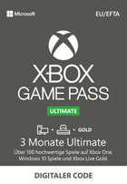 Xbox Game Pass Ultimate 3 Month EUR