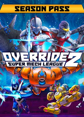 Override 2: Super Mech League - Ultraman Season Pass DLC