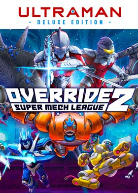Override 2: Super Mech League - Ultraman Edition