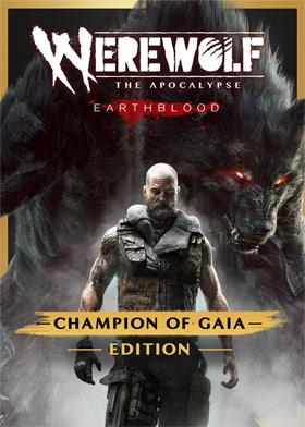 Werewolf: The Apocalypse Earthblood - Champion Of Gaia Edition