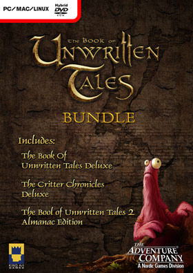 The Book of Unwritten Tales Collection