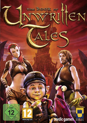 The Book of Unwritten Tales - Standard Edition