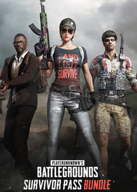 PUBG - Survivor Pass 3: Bundle