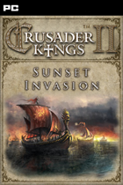 Crusader Kings II: Sunset Invasion - DLC (PC - Mac)