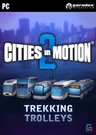 Cities in Motion 2: TrekkingTrolleys - DLC