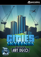 Cities: Skylines - Content Creator Pack: Art Deco