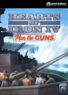 Hearts of Iron IV - Man The Guns