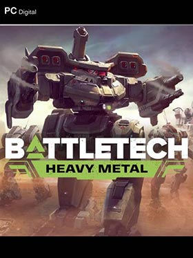 BATTLETECH - Heavy Metal (DLC)