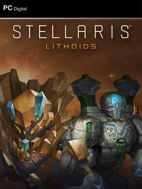 Stellaris - Lithoids Species Pack (DLC)