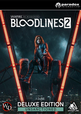 Vampire The Masquerade - Bloodlines 2 Unsanctioned Edition