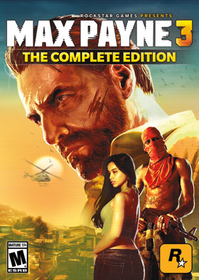 Max Payne 3 The Complete Edition