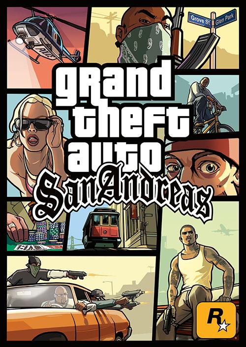 Grand Theft Auto (GTA) : San Andreas pour Windows 8 : Présentation télécharger.com