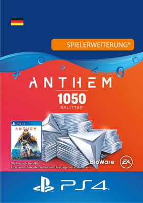 Anthem™ 1.050 Splitter-Pack
