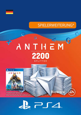 Anthem™ 2.200 Splitter-Pack