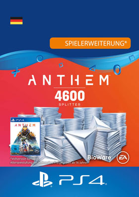Anthem™ 4.600 Splitter-Pack