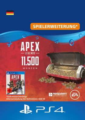 Apex Legends™ - 11.500 Apex-Münzen