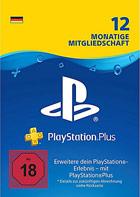 PlayStation®Plus: Mitgliedschaft für 12 Monate