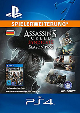Assassin's Creed Syndicate - Season Pass - Playstation