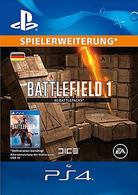Battlefield™ 1 Battlepacks x40 - Playstation