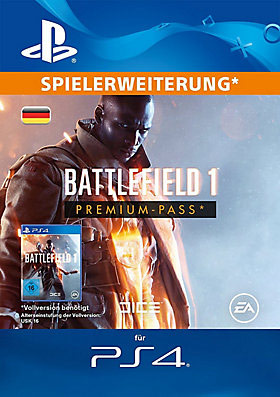 Battlefield™ 1 Premium-Pass - Playstation