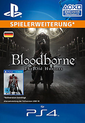 Bloodborne™ The Old Hunters - Playstation