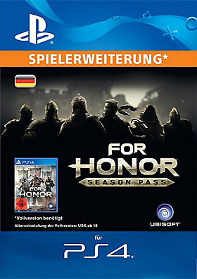 FOR HONOR™ SEASON PASS - Playstation