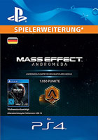1.050 Mass Effect™: Andromeda Points - Playstation