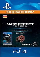 2.150 Mass Effect™: Andromeda Points - Playstation