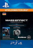 3.250 Mass Effect™: Andromeda Points - Playstation