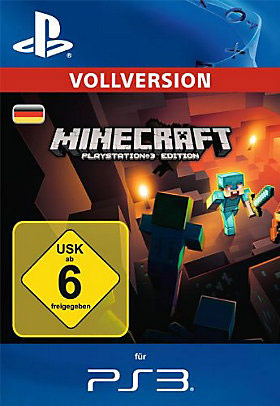 Minecraft - PlayStation®3 Edition
