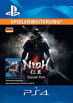 Nioh Season Pass - Playstation
