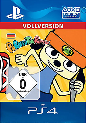 PaRappa the Rapper Remastered - Playstation